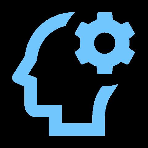 development-skill-blau