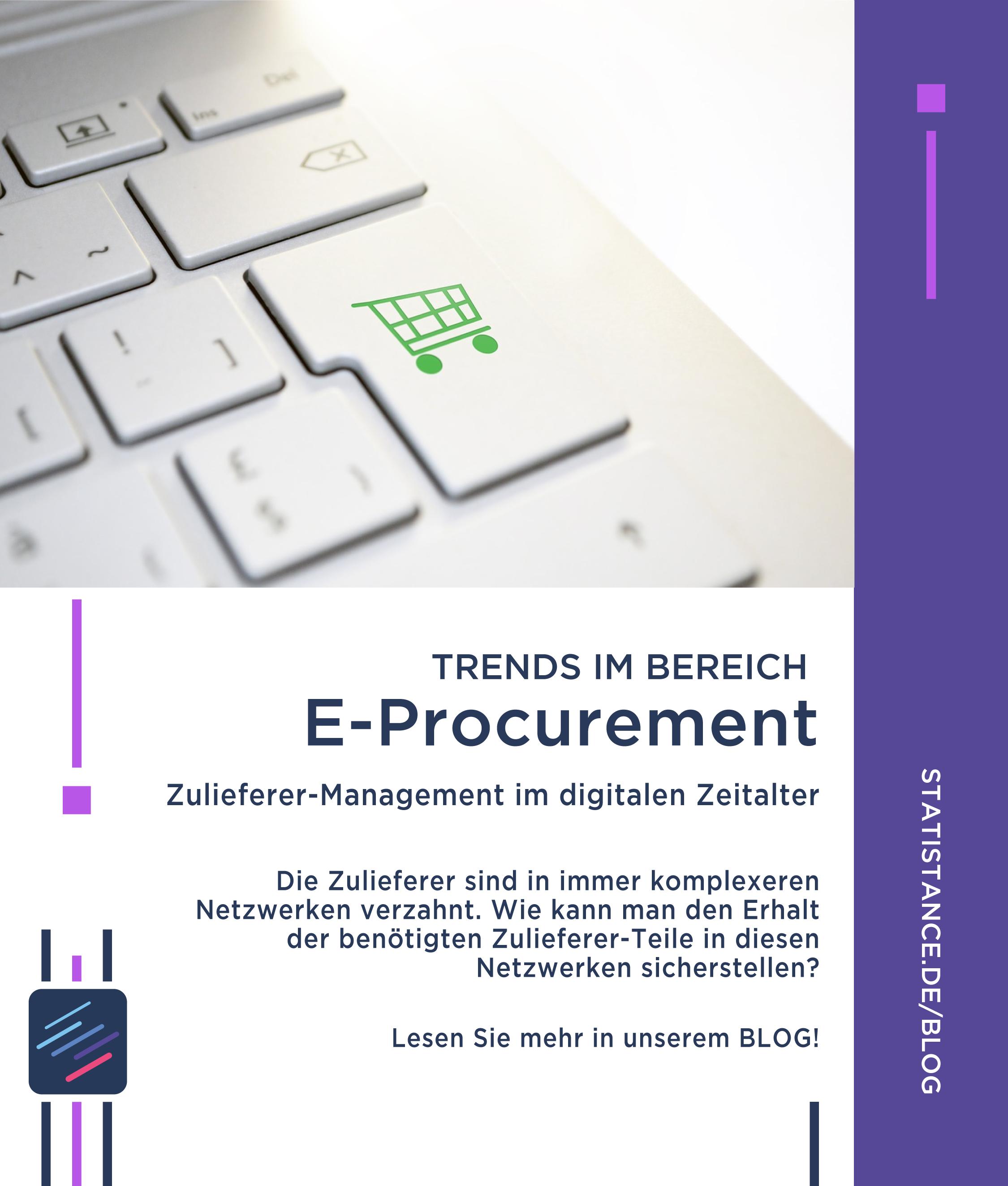 Trends im Bereich E-Procurements